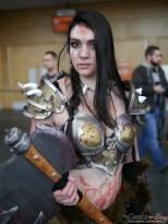 Diablo Cosplayer - Quebec City Comiccon 2016 - Photo by Geeks are Sexy
