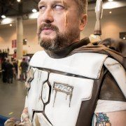 Jef - Quebec City Comiccon 2016 - Photo by Geeks are Sexy