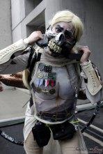 Immortan Joe (Mad Max) - New York Comic Con 2016 - Photo by Geeks are Sexy