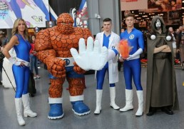 Fantastic Four - New York Comic Con 2016 - Photo by Richie S (CC)