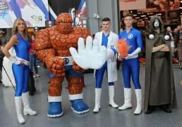 Fantastic Four - New York Comic Con 2016 - Photo by Richie S (CC)