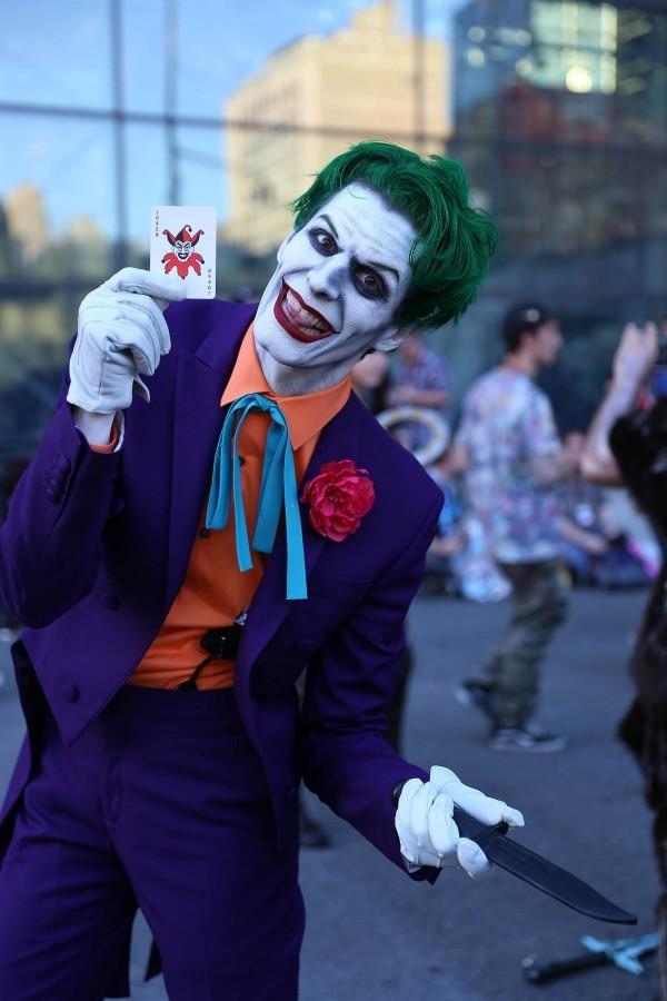 The Joker - New York Comic Con 2016 - Photo by Richie S (CC)