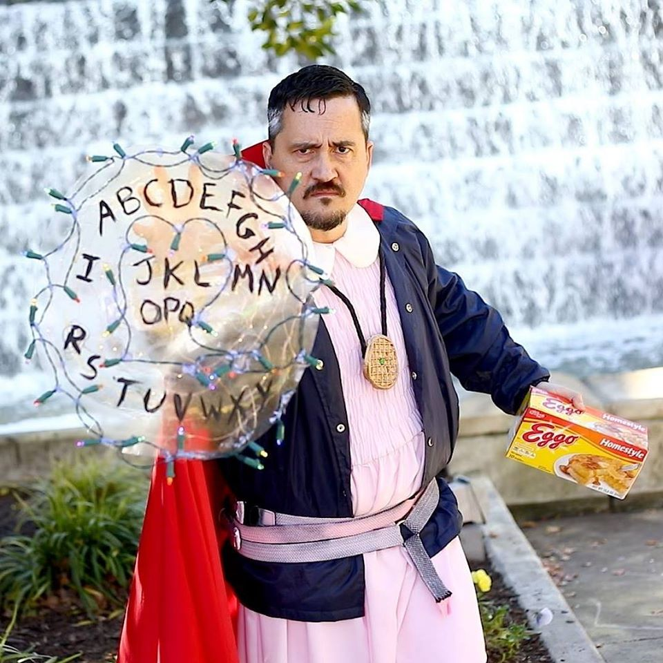 When Doctor Strange Meets Stranger Things [Pics]