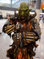 Orc - Montreal Mini Comiccon 2016 - Photo by Geeks are Sexy