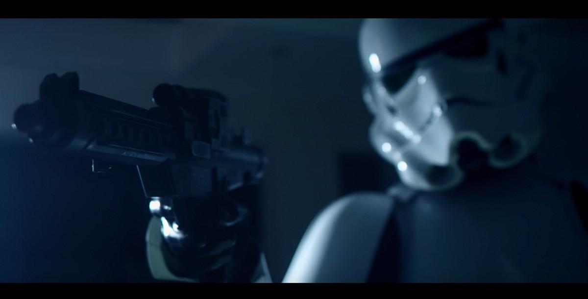 Unemployed Stormtrooper Embraces True Destiny Short Film