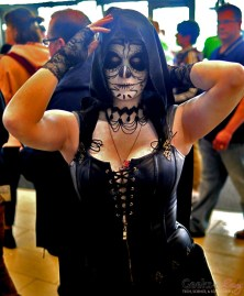 Death - Ottawa Comiccon 2017 - Photo by Geeks are Sexy