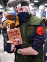Kakashi Hatake (Naruto) - Ottawa Comiccon 2017 - Photo by Geeks are Sexy