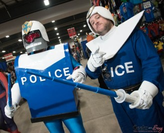 URL and Smitty - Ottawa Comiccon 2017 - Photo by Geeks are Sexy