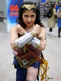 Wonder Woman – Ottawa Comiccon 2017 – Photo by Geeks are Sexy