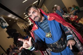 Doctor Strange - Ottawa Comiccon 2017 - Photo by Geeks are Sexy