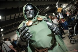 Doctor Doom - Ottawa Comiccon 2017 - Photo by Geeks are Sexy