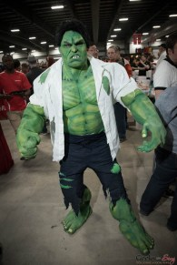 The Hulk - Ottawa Comiccon 2017 - Photo by Geeks are Sexy