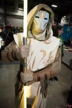 Jedi Temple Guard - Ottawa Comiccon 2017 - Photo by Geeks are Sexy