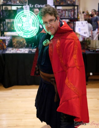 Doctor Strange - Geekulture Lanaudiere 2017 - Photo by Geeks are Sexy
