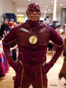 The Flash - Geekulture Lanaudiere 2017 - Photo by Geeks are Sexy