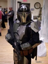 Mandalorian Merc - Geekulture Lanaudiere 2017 - Photo by Geeks are Sexy