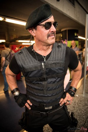 Expandables - Montreal Comiccon 2017 - Photo by Geeks are Sexy