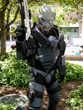 Garrus - Montreal Comiccon 2017 - Photo by Geeks are Sexy