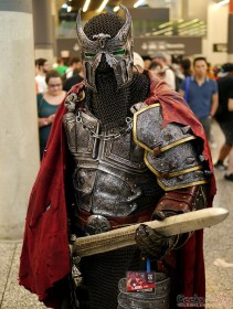 Spawn - Montreal Comiccon 2017 - Photo by Geeks are Sexy