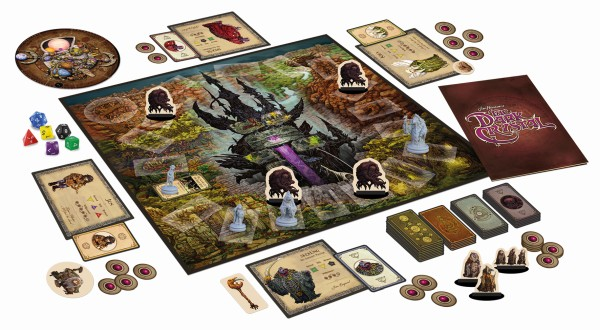 Dark Crystal Game Board
