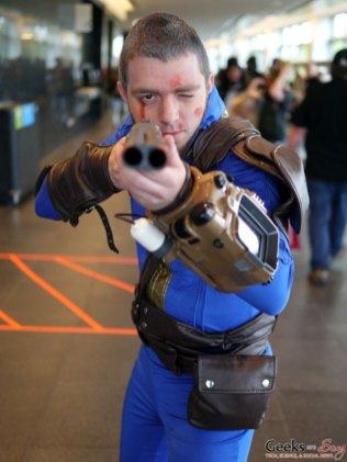 Fallout Dweller – Quebec City Comic Con 2017 – Photo by Geeks are Sexy