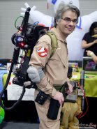 Ghostbuster – Quebec City Comic Con 2017 – Photo by Geeks are Sexy