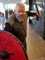 Viking – Quebec City Comic Con 2017 – Photo by Geeks are Sexy