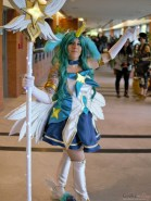 Kaypay Cosplay as Star Guardian Soraka - Quebec Comiccon 2017 - Photo by Geeks are Sexy