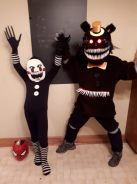 Veronique's Kids as Five Nights at Freddy's characters