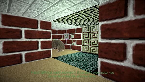 Sexy maze game