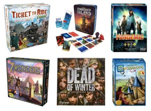 Amazon's Huge Board Game Sale: Save BIG on Over 100 Board Games!