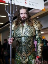 Aquaman - Ottawa Comiccon 2018 - Photo by Geeks are Sexy