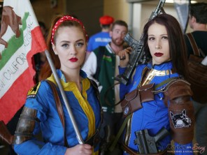 Fallout Dwellers - Ottawa Comiccon 2018 - Photo by Geeks are Sexy