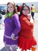 Daphne and Velma - Ottawa Comiccon 2018 - Photo by Geeks are Sexy