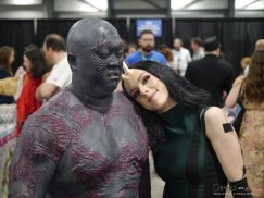 Drax and Mantis - Ottawa Comiccon 2018 - Photo by Geeks are Sexy