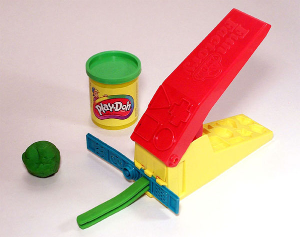 Play-Doh Smell Is Trademarked