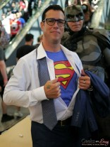 Clark Kent - Montreal Comiccon 2018 - Photo by Geeks are Sexy