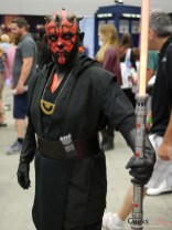 Darth Maul - Montreal Comiccon 2018 - Photo by Geeks are Sexy