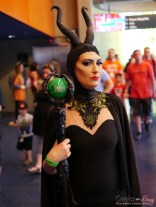 Maleficent - Montreal Comiccon 2018 - Photo by Geeks are Sexy