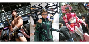 The Geektastic Cosplay of Montreal Comiccon 2018 - Part 1 [Picture Gallery]