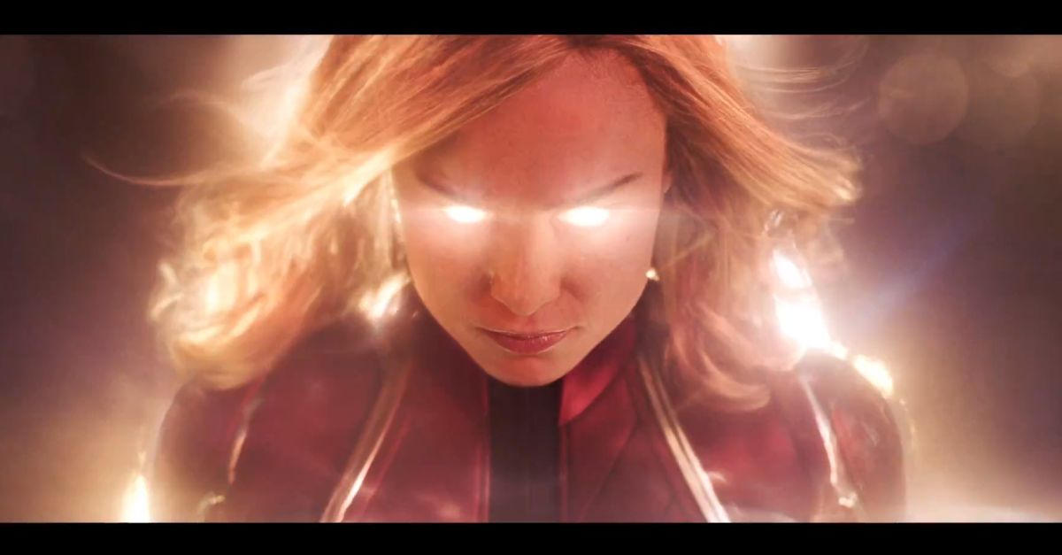 Captain Marvel Finally Gets is First Trailer VIDEO
