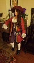 Gender-Swapped Captain Hook