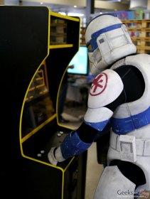 Clone Trooper on a break - Shawicon 2019