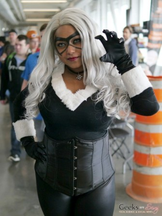 Black Cat - Geek-It 2019 - Photo by Geeks Are Sexy
