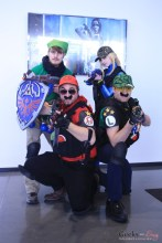 Mario Warfare - Geek-It 2019 - Photo by Geeks Are Sexy