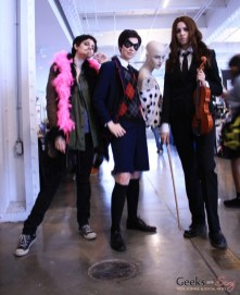 Umbrella Academy - Geek-It 2019 - Photo by Geeks Are Sexy