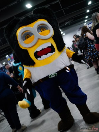 Wolverine Minion - Ottawa Comiccon 2019 - Photo by Geeks are Sexy