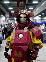 Samurai Iron Man - Ottawa Comiccon 2019 - Photo by Geeks are Sexy