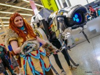 Aloy - Photo by Geeks are Sexy at Montreal Comiccon 2019