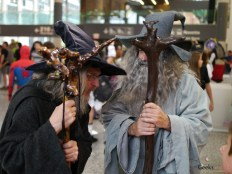 Gandalfs - Photo by Geeks are Sexy at Montreal Comiccon 2019
